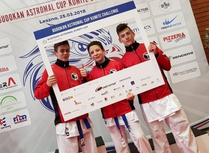Budokan Astromal Cup Challenge Leszno 25.03.2018